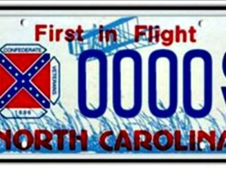 North-Carolina-Confederate-plate-AP