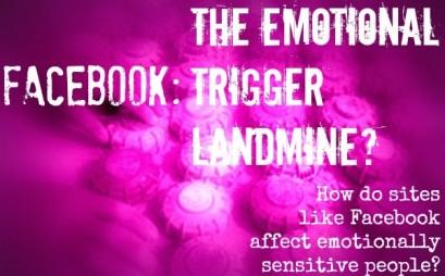 facebook emotional triggers sensitive